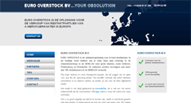 Homepage Euro Overstock BV