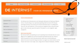 Homepage Orthopedie Kliniek