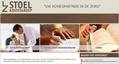 Homepage Stoel Adviesgroep